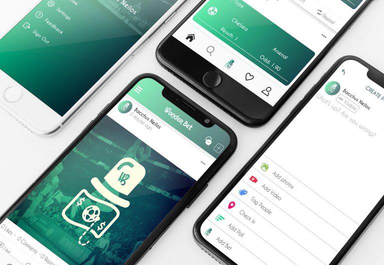 Wonder Bet Mobile App